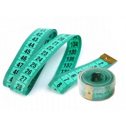 Sewing tape measure in...