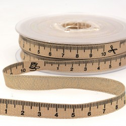 Grosgrain ribbon 10 mm / 8...
