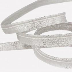 Soft lurex piping 10 mm /...