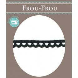Cotton lace FROU-FROU 8 mm...