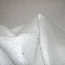 Snow linen canvas -...