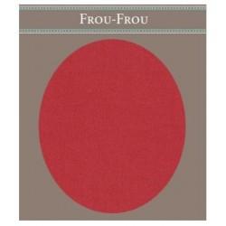 Cotton fabric FROU-FROU / Cutting 45x55 cm