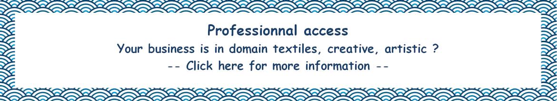 Professionnal access